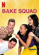 Search netflix Bake Squad